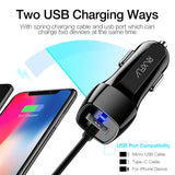 Coiled lightning Car DC Charger - savesummit.com