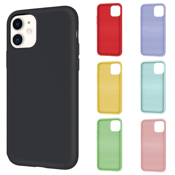 Liquid Silicone iPhone Case Soft Premium - savesummit.com