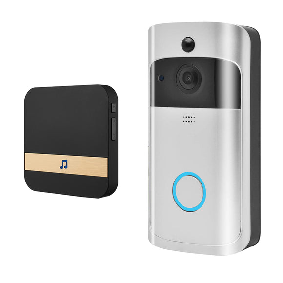 Smart Video Wireless Doorbell - savesummit.com