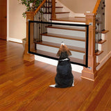 Mesh Dog Gate Retractable