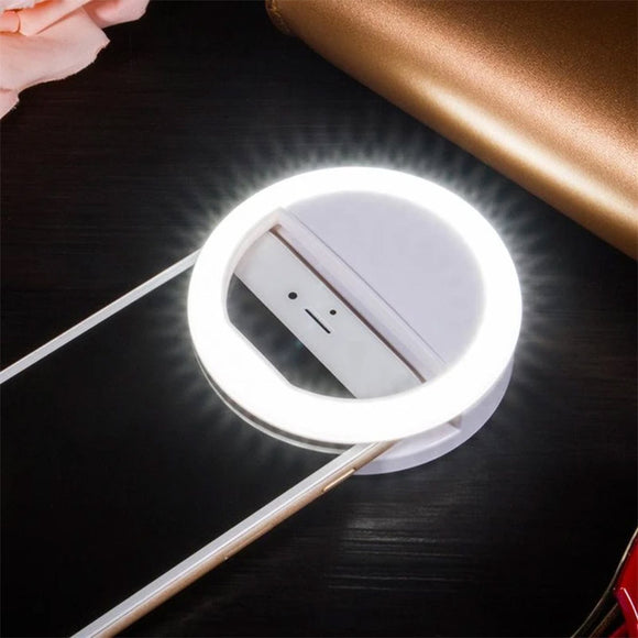 Phone Selfie Light Ring