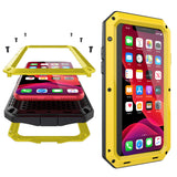 iPhone Metal Rugged Case - savesummit.com