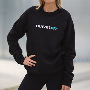 Classic Crew Neck Jumper Sweatshirt
