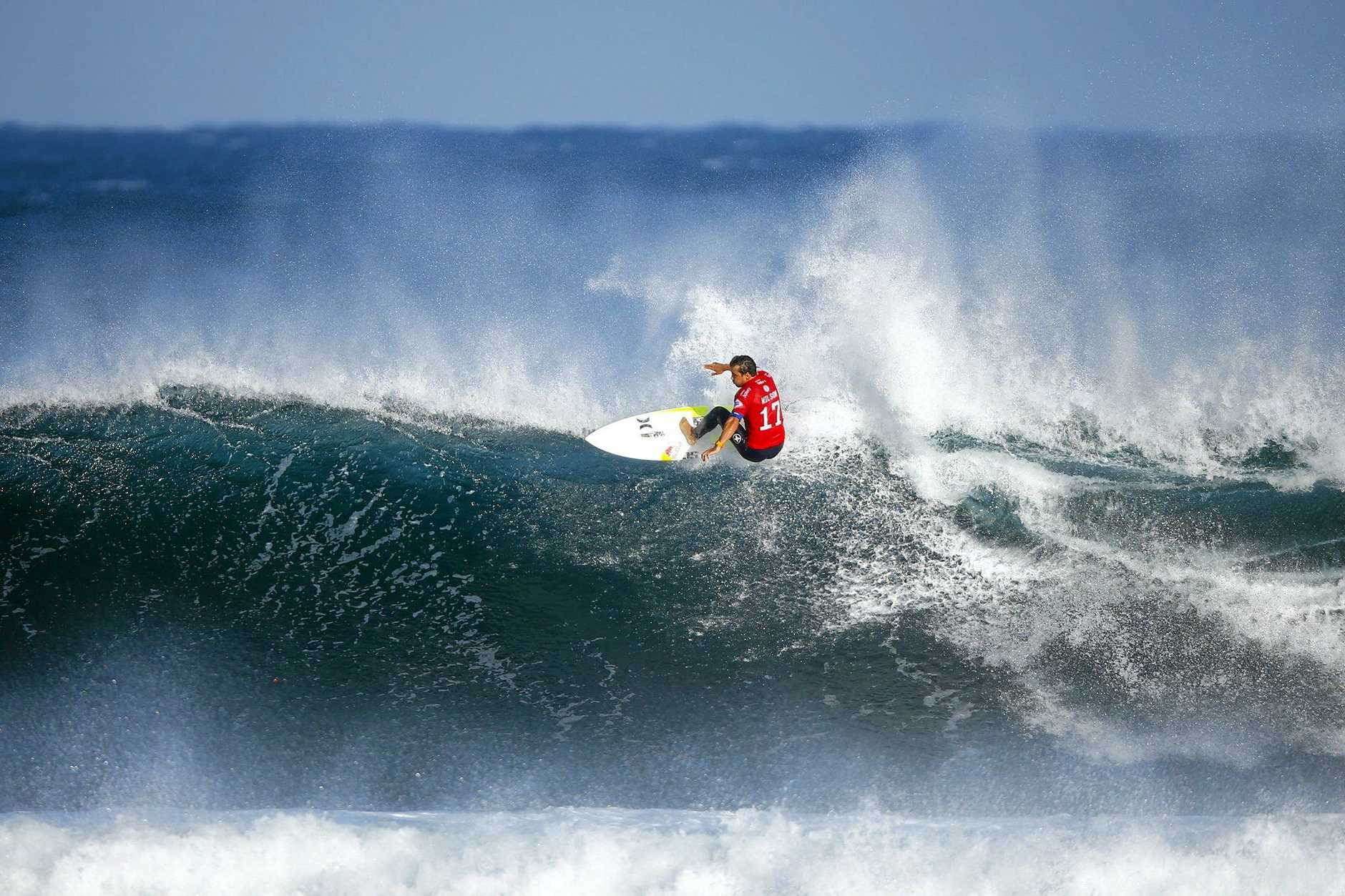 What is the Australian Grand Slam of Surfing?