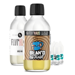 FLVRHAUS Eliquid Bundle - Bean'd Hazelnut - 250ml