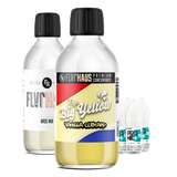 FLVRHAUS Eliquid Bundle - The Big Yellow Vanilla - 250ml