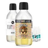 FLVRHAUS Eliquid Bundle - D'OH-NUT Chocolate - 250ml