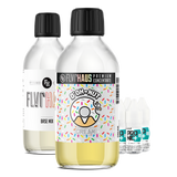 FLVRHAUS Eliquid Bundle - D'OH-NUT Cream - 250ml
