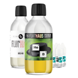 FLVRHAUS Eliquid Bundle - HeB - 250ml