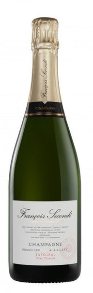 Francois Secondé - Champagne Grand Cru Brut Zero Dosage - Sekt & Co.