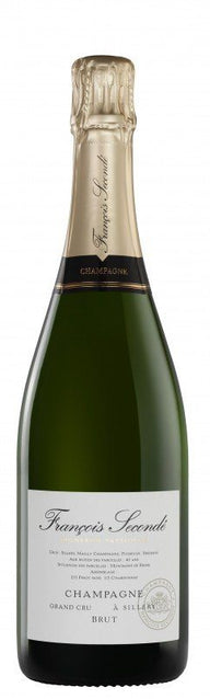 Champagne Francois Secondé - Champagne Grand Cru Brut - Sekt & Co.