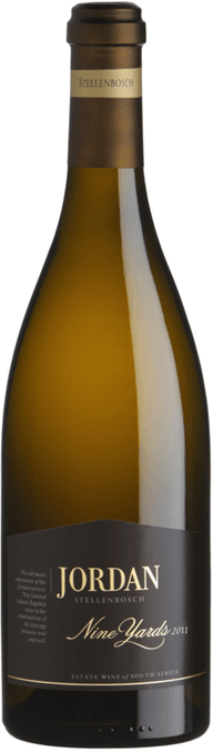 Jordan Wine Estate - Chardonnay Reserve Nine Yards - Weißwein