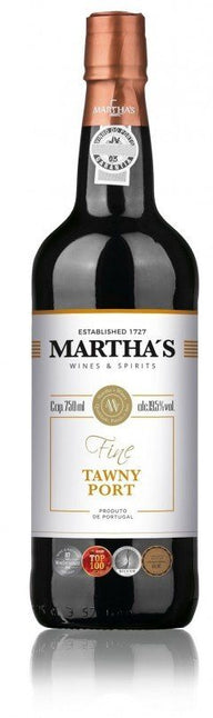 Martha's Wines & Spirits - Martha's Fine Tawny Port - Rotwein