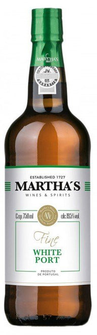 Martha's Wines & Spirits - Martha`s Fine White Port - Weißwein