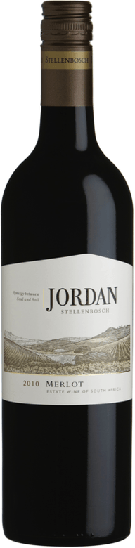 Jordan - Merlot Black Magic - Rotwein