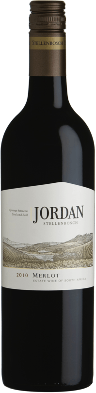 Jordan Wine Estate - Merlot Black Magic - Rotwein