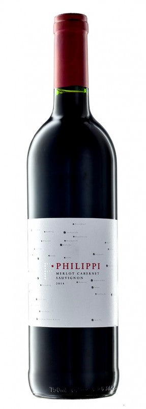 The Township Winery - Philippi Merlot/Cabernet Sauvignon - Rotwein