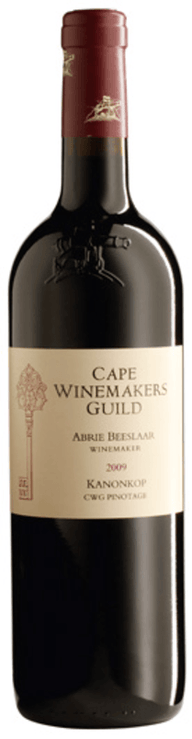 The Cape Winemakers Guild - Simonsberg Stellenbosch Pinotage - Rotwein