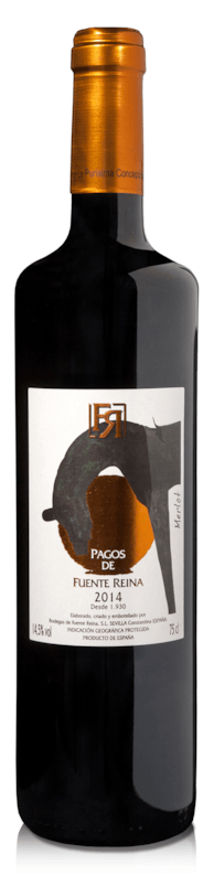 Pagos de Fuente Reina - Single Vineyard Merlot/Tempranillo - Rotwein