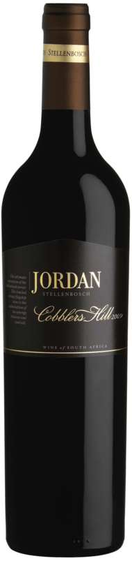 Jordan Wine Estate - Cobblers Hill - Rotwein