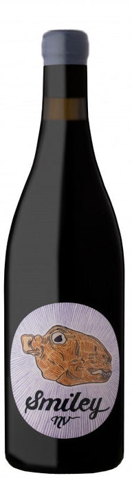 Silwervis - smiley-red-blend - Rotwein