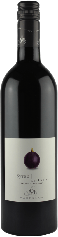 Cellier de Marrenon - Syrah Méditerranée - Rotwein