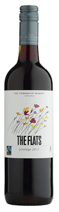 "The Township Winery - ""The Flats"" Pinotage - Rotwein"