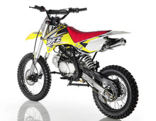 DB-X18 125cc RFZ 125cc RACING Out of Stock, On Order