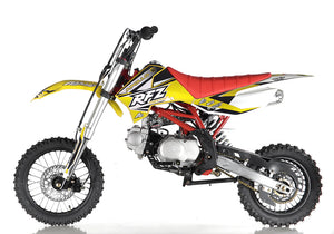 DB-X16 125cc Fully Automatic (Kick Start)