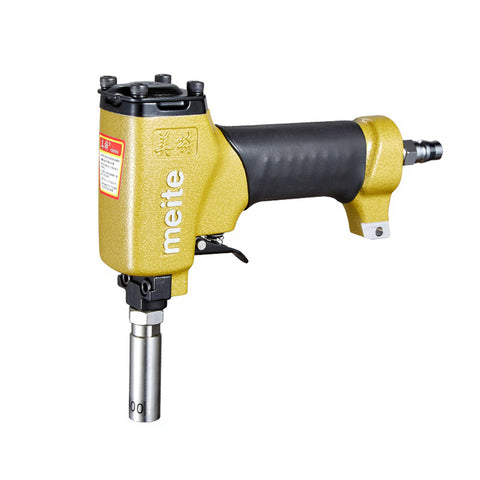 meite 1170 Diameter 29/64-Inch Pneumatic Deco Nailer Decorative Nailer Air Drawing Pin Gun for Upholstered Furniture
