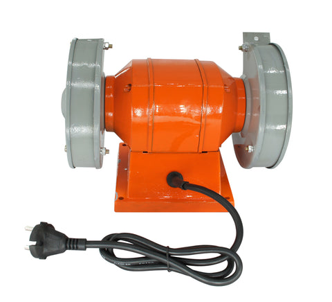 Kamsin MD3212-1 Abrasive Wheels for Power-operated Grinders Household Bench Grinder 220V Industrial Polishing Machine Multi-function Electric Grinder