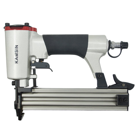 Kamsin F32 Brad Nailer--18 Gauge 3/8-Inch to 1-1/4-Inch Leg Length Brad Nails Gun Brad Nailer Pneumatic Nail Guns
