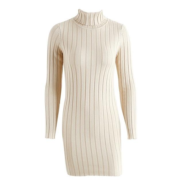 BRIANA KNITTED DRESS