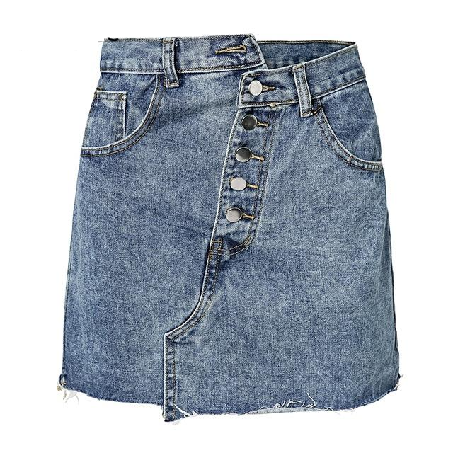 DELIA DENIM SKIRT