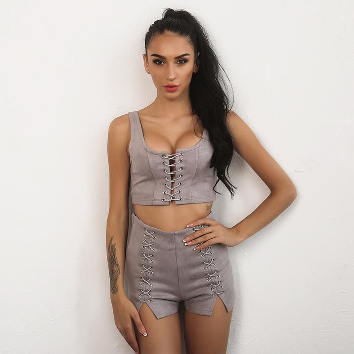 NIA TWO PIECE PLAYSUIT