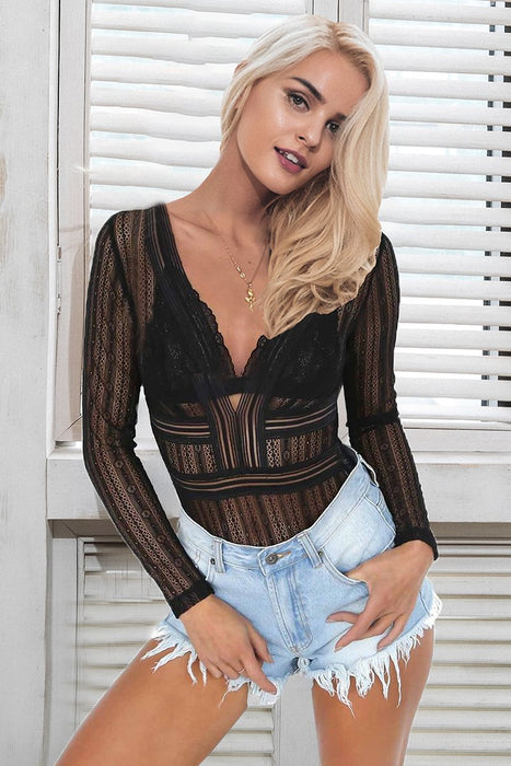 STACEY BODYSUIT