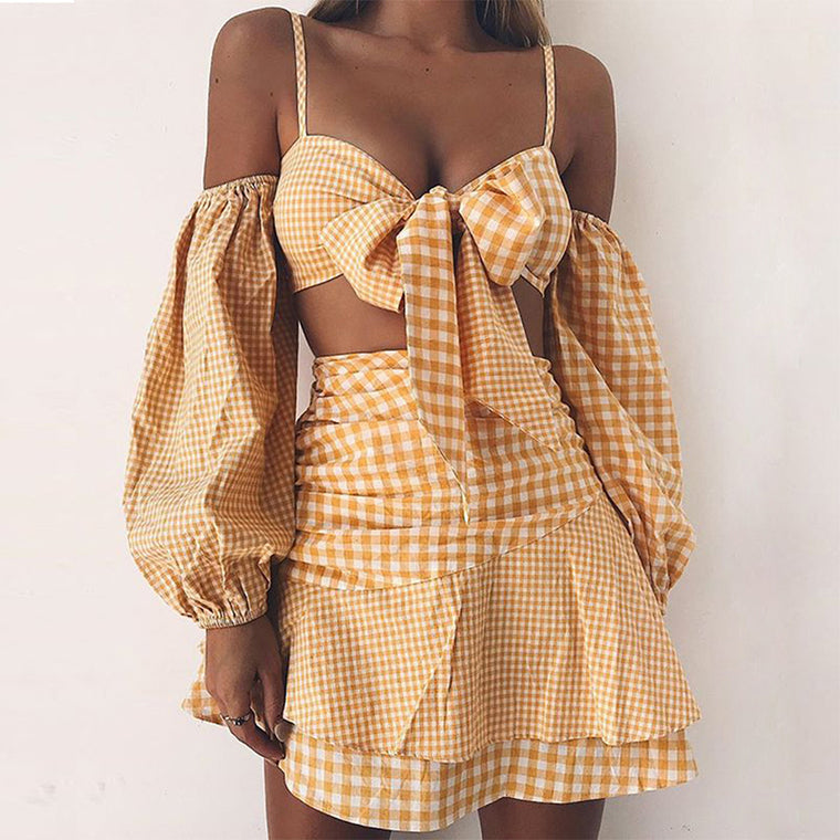 PEACHY KEEN TWO PIECE