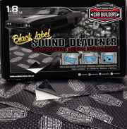 3.6 sq/m (40 sq/ft) Sound Deadener DEAL 2