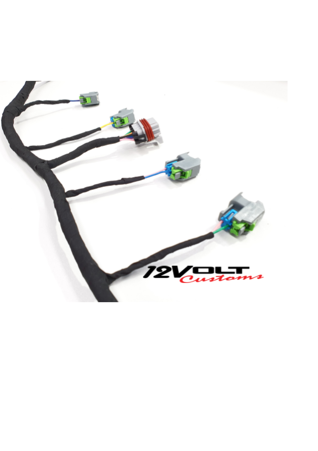 LS2, LS3, L77 & L98 Stand  Alone Engine Harness