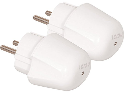 ION Audio Lightning Guard | Ultra Quick Surge Protection Plug – Pack of 2