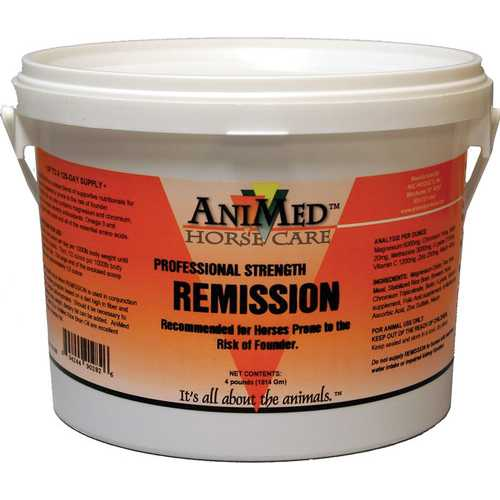 Remission Founder Treatment For Horses