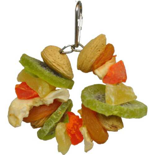 Hbtropical Delight - Deluxe Fruit & Nut Ring