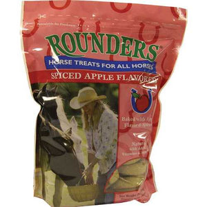Rounders Horse Treats (Spiced Apple Flavor)