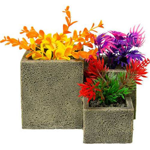 Square Flower Pot Garden