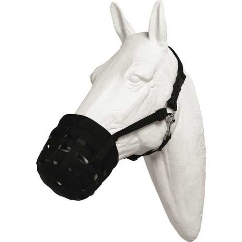 Deluxe Grazing Muzzle  [Large Horse]
