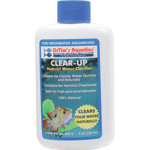 Clear-up Freshwater Aquarium Solution