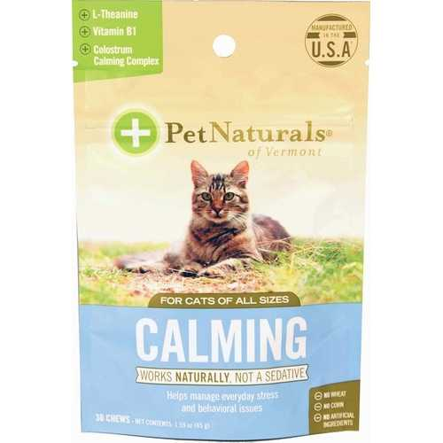 Calming Chew For Cats