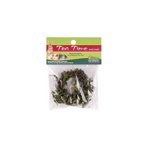 Tea Time Wreath Natural Chew