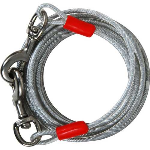 Aspen Pet Dog Tieout [30 Ft] ( Dogs Up To 100 lb)