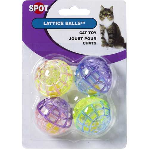 Lattice Balls With Bells